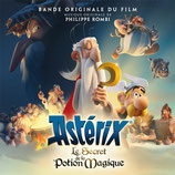 ASTERIX  LE SECRET DE LA POTION MAGIQUE - PHILIPPE ROMBI (CD)