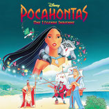 POCAHONTAS (MUSIQUE DE FILM) - VERSION FRANCAISE - ALAN MENKEN (CD)