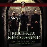 MATRIX RELOADED (MUSIQUE DE FILM) - DON DAVIS (2 CD)