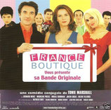 FRANCE BOUTIQUE (MUSIQUE DE FILM) - PIERRE AVIAT (CD)