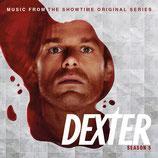 DEXTER SAISON 5 (MUSIQUE SERIE TV) - DANIEL LICHT - ROLFE KENT (CD)