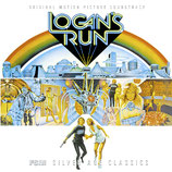 L'AGE DE CRISTAL (LOGAN'S RUN) MUSIQUE DE FILM - JERRY GOLDSMITH (CD)