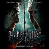 HARRY POTTER ET LES RELIQUES DE LA MORT 2 - ALEXANDRE DESPLAT (CD)