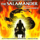 LA SALAMANDRE (MUSIQUE DE FILM) - JERRY GOLDSMITH (CD)