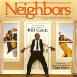 LES VOISINS (NEIGHBORS) - MUSIQUE DE FILM - BILL CONTI (CD)