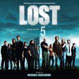 LOST : LES DISPARUS SAISON 5 (MUSIQUE) - MICHAEL GIACCHINO (CD)