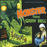 MONSTER FROM GREEN HELL (MUSIQUE DE FILM) - ALBERT GLASSER (CD)