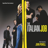 BRAQUAGE A L'ITALIENNE (THE ITALIAN JOB) MUSIQUE - JOHN POWELL (CD)