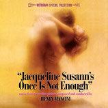 UNE FOIS NE SUFFIT PAS (ONCE IS NOT ENOUGH) - HENRY MANCINI (CD)