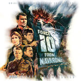 L'OURAGAN VIENT DE NAVARONE (FORCE 10 FROM NAVARONE) - RON GOODWIN (CD)
