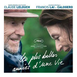 LES PLUS BELLES ANNEES D'UNE VIE (MUSIQUE DE FILM) - FRANCIS LAI (CD)