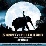 SUNNY ET L'ELEPHANT (MUSIQUE DE FILM) - JOE HISAISHI (CD)