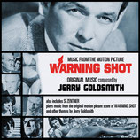 L'ASSASSIN EST-IL COUPABLE ? (WARNING SHOT) MUSIQUE - JERRY GOLDSMITH (CD)