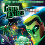 GREEN LANTERN ANIMATED SERIES VOLUME 2 - FREDERIK WIEDMANN (CD)