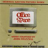 35 HEURES C'EST DEJA TROP (OFFICE SPACE) MUSIQUE - JOHN FRIZZELL (CD)