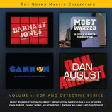 THE QUINN MARTIN COLLECTION VOLUME 1 - JERRY GOLDSMITH (2 CD)