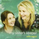 MA VIE POUR LA TIENNE (MY SISTER'S KEEPER) - AARON ZIGMAN (CD)