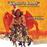 LES COLLINES DE LA TERREUR (CHATO'S LAND) - JERRY FIELDING (CD)