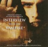 ENTRETIEN AVEC UN VAMPIRE (MUSIQUE DE FILM) - ELLIOT GOLDENTHAL (CD)