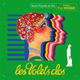 LES VOLETS CLOS (MUSIQUE DE FILM) - PAUL MISRAKI (CD)
