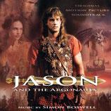 JASON ET LES ARGONAUTES (MUSIQUE DE FILM) - SIMON BOSWELL (CD)