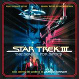 STAR TREK 3 A LA RECHERCHE DE SPOCK (MUSIQUE) - JAMES HORNER (2 CD)