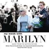 MY WEEK WITH MARILYN - ALEXANDRE DESPLAT - CONRAD POPE (CD)