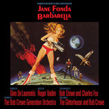 BARBARELLA (MUSIQUE DE FILM) - BOB CREWE - CHARLES FOX (CD)