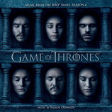 LE TRONE DE FER SAISON 6 (GAME OF THRONES) - RAMIN DJAWADI (CD)