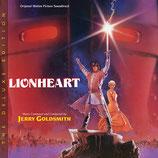 COEUR DE LION (LIONHEART) MUSIQUE DE FILM - JERRY GOLDSMITH (2 CD)