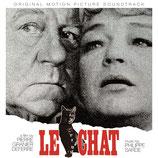 LE CHAT / LE TRAIN (MUSIQUE DE FILM) - PHILIPPE SARDE (CD)