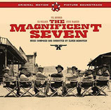 LES 7 MERCENAIRES (THE MAGNIFICENT SEVEN) - ELMER BERNSTEIN (CD)