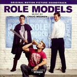 LES GRANDS FRERES (ROLE MODELS) MUSIQUE DE FILM - CRAIG WEDREN (CD)