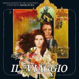 LE VOYAGE / LE TEMPS DES AMANTS (MUSIQUE DE FILM) - MANUEL DE SICA (2 CD)