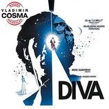 DIVA (MUSIQUE DE FILM) - VLADIMIR COSMA (CD)