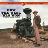 LA CONQUETE DE L'OUEST (HOW THE WEST WAS WON) - ALFRED NEWMAN (2 CD)