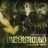 UNDERGROUND (MUSIQUE DE FILM) - STUART HANCOCK (CD)
