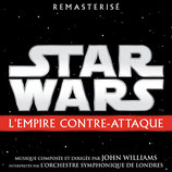 STAR WARS - L'EMPIRE CONTRE-ATTAQUE (MUSIQUE) - JOHN WILLIAMS (CD)