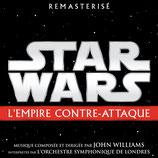 STAR WARS - L'EMPIRE CONTRE-ATTAQUE (MUSIQUE DE FILM) - JOHN WILLIAMS (CD)