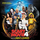 SCARY MOVIE 4 (MUSIQUE DE FILM) - JAMES L VENABLE (CD)