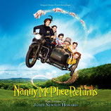 NANNY McPHEE ET LE BIG BANG (MUSIQUE) - JAMES NEWTON HOWARD (CD)