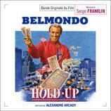 HOLD-UP / DERNIER ETE A TANGER (MUSIQUE) - SERGE FRANKLIN (CD)