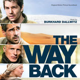 LES CHEMINS DE LA LIBERTE (THE WAY BACK) MUSIQUE - BURKHARD DALLWITZ (CD)