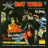 LA FELINE / LA SEPTIEME VICTIME / BEDLAM (MUSIQUE) - ROY WEBB (CD)