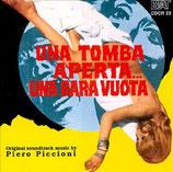 L'ANTRE DE L'HORREUR (UNA TOMBA APERTA... UNA BARA VUOTA) - PIERO PICCIONI (CD)