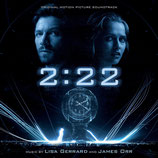 2:22 (MUSIQUE DE FILM) - LISA GERRARD - JAMES ORR (CD)