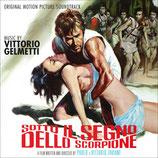 SOUS LE SIGNE DU SCORPION (MUSIQUE DE FILM) - VITTORIO GELMETTI (CD)