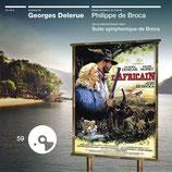 L'AFRICAIN (MUSIQUE DE FILM) - GEORGES DELERUE (CD)