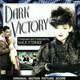 VICTOIRE SUR LA NUIT (DARK VICTORY) MUSIQUE DE FILM - MAX STEINER (CD)