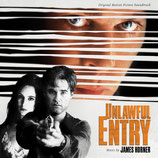 OBSESSION FATALE (UNLAWFUL ENTRY) MUSIQUE - JAMES HORNER (CD)